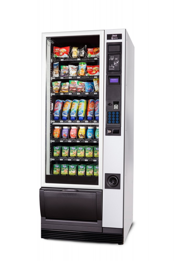Jazz Snack and food Vending Machine