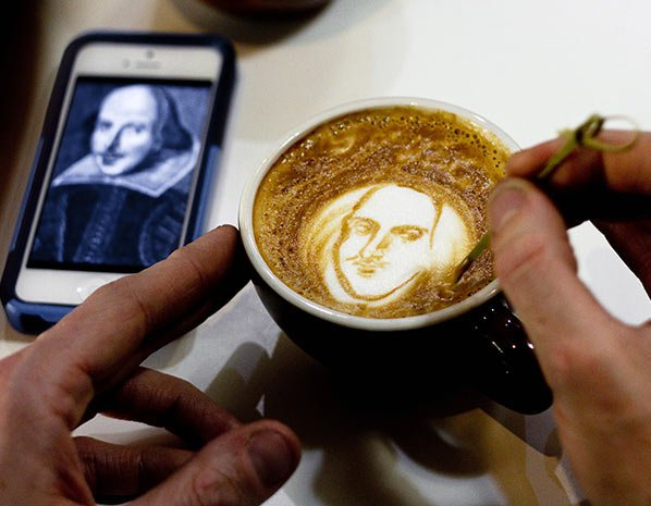 shakespeare-coffee-foam