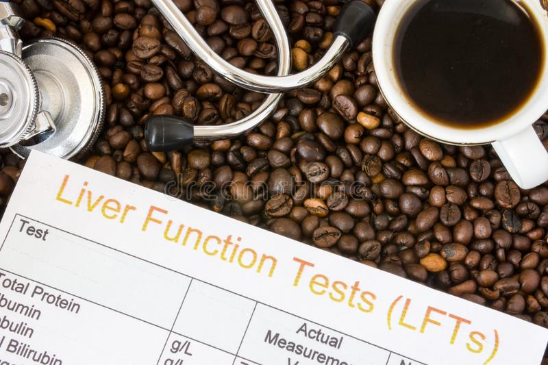 influence-coffee-caffeine-liver-functions-enzymes-activity-result-function-test-examination-near-mug-cof-stethoscope-106329195